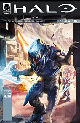 Halo: Escalation #14