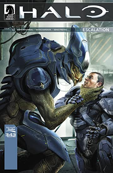 Halo: Escalation #19