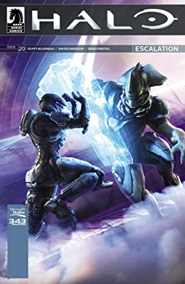 Halo: Escalation #20