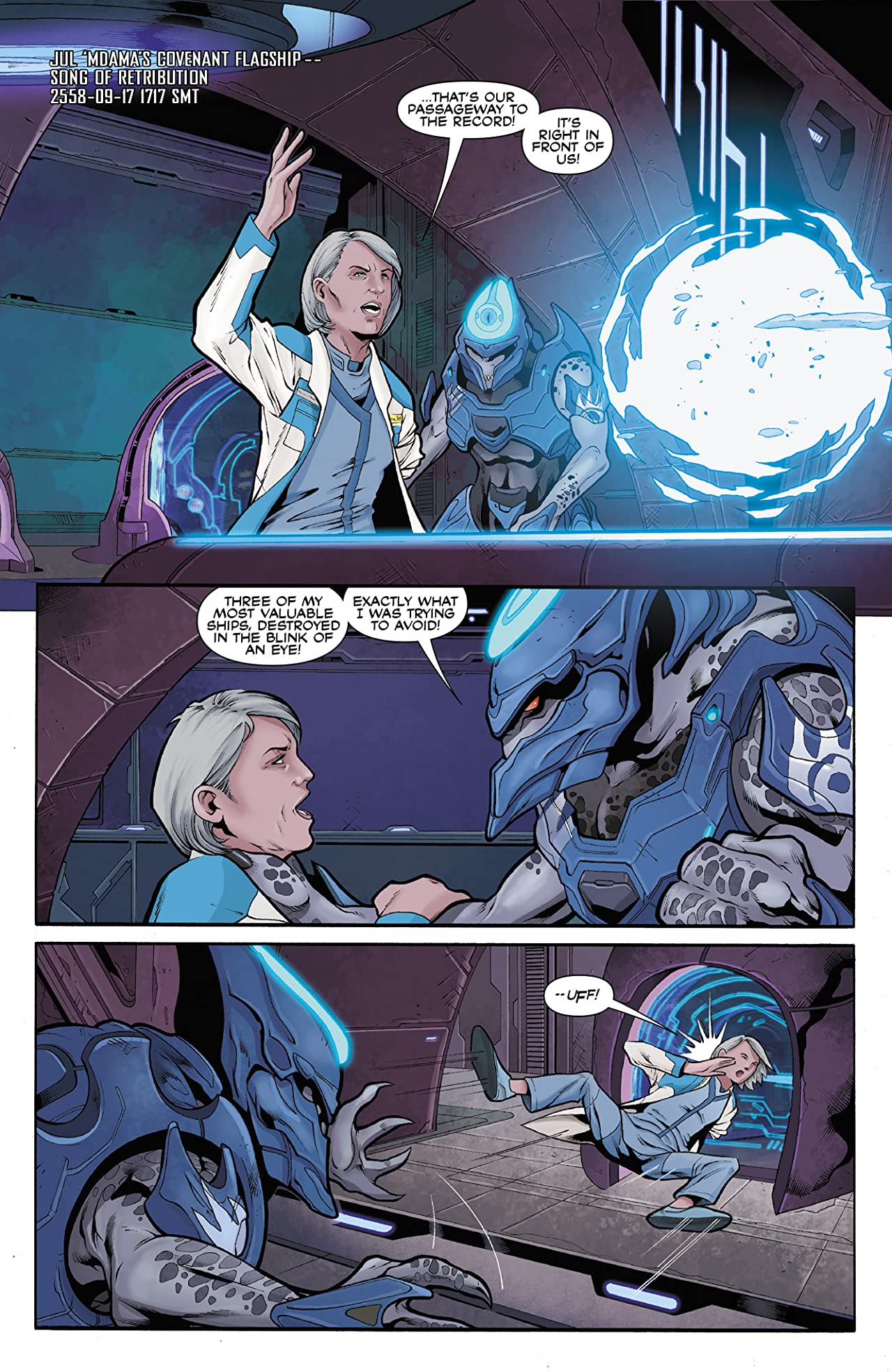 Halo: Escalation #20