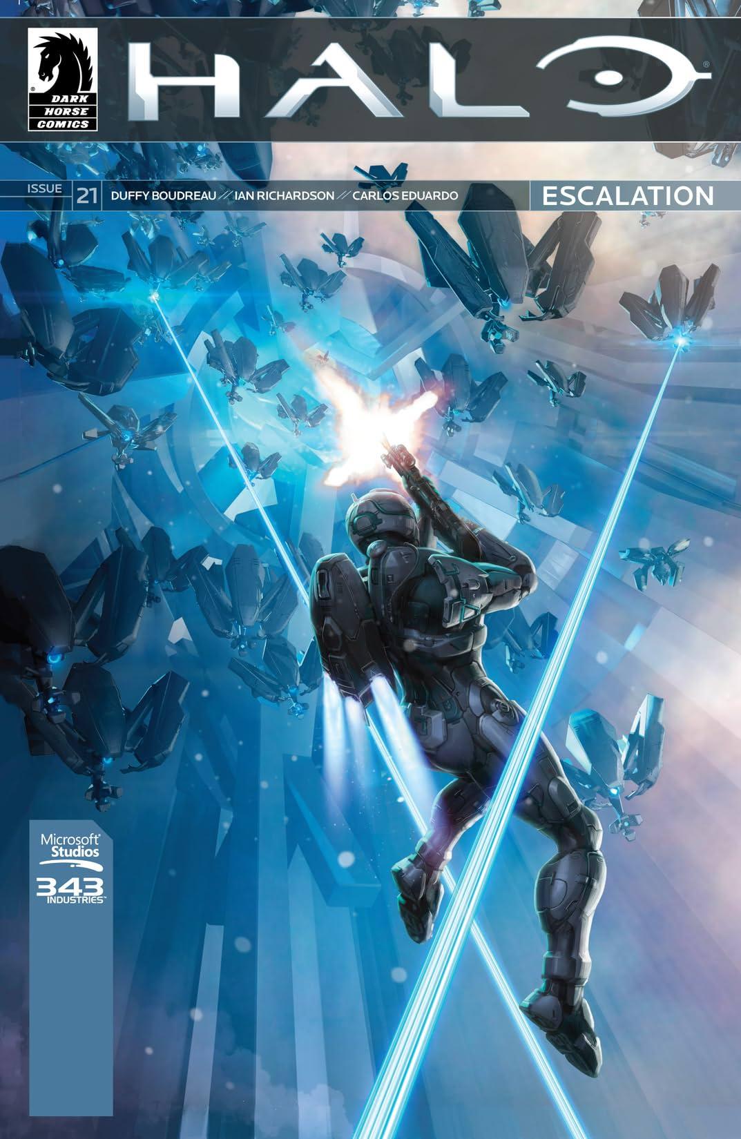 Halo: Escalation #21