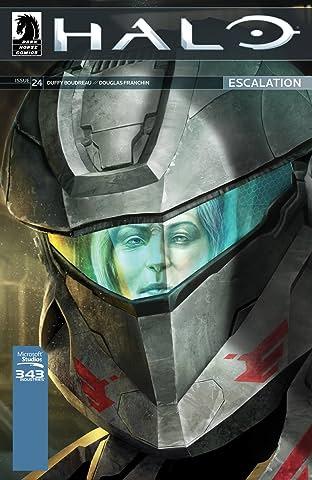Halo: Escalation #24