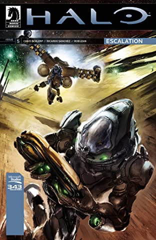 Halo: Escalation No.5