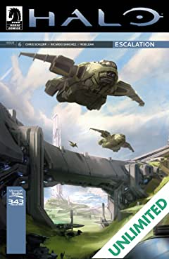 Halo: Escalation #6