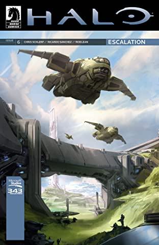 Halo: Escalation No.6