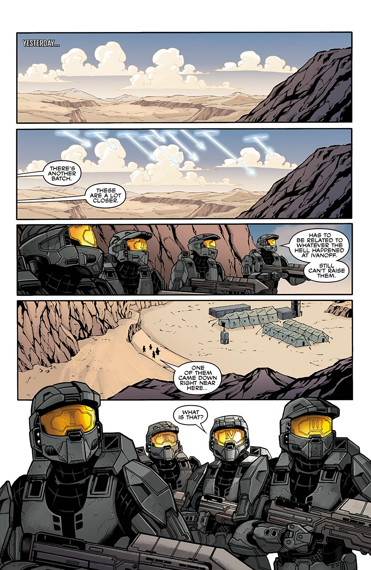 Halo: Escalation #9
