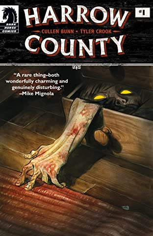 Harrow County No.1