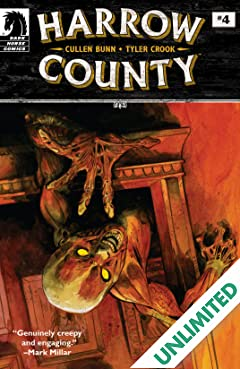 Harrow County #4