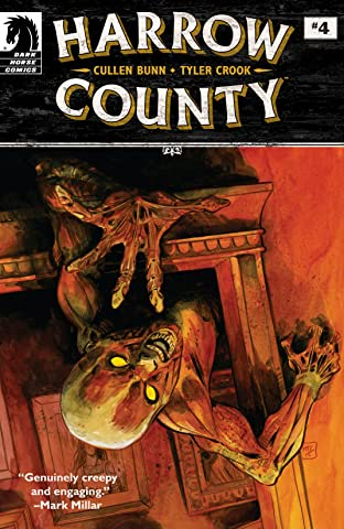 Harrow County No.4