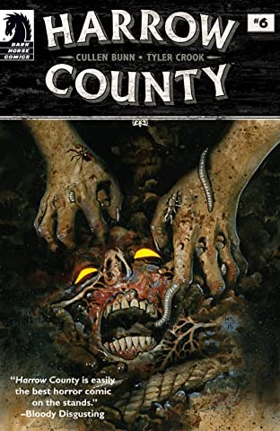 Harrow County No.6