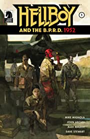 Hellboy and the B.P.R.D.: 1952 No.1