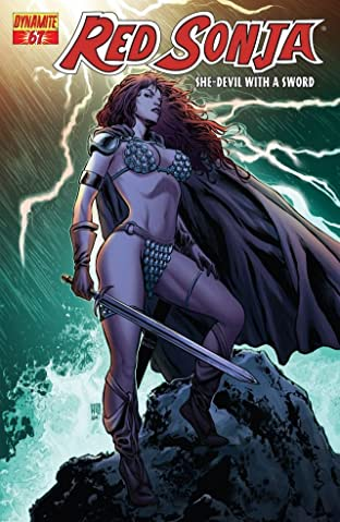 Red Sonja: She-Devil With A Sword #67
