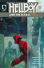 Hellboy and the B.P.R.D.: 1952 No.4