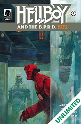 Hellboy and the B.P.R.D.: 1952 #4