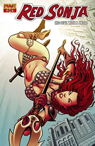 Red Sonja: She-Devil With A Sword #69