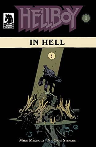 Hellboy in Hell No.1