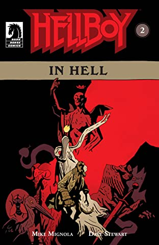 Hellboy in Hell No.2