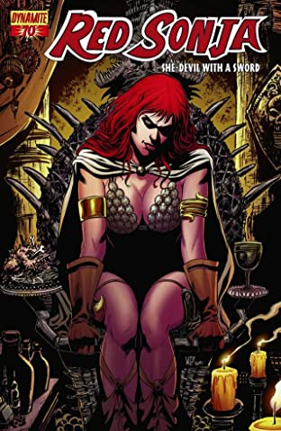 Red Sonja: She-Devil With A Sword #70