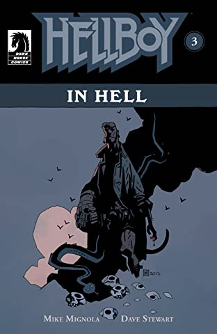 Hellboy in Hell No.3