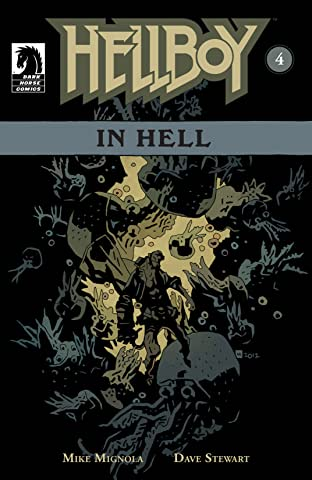 Hellboy in Hell No.4