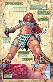 Red Sonja: She-Devil With A Sword #71