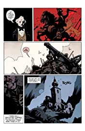 Hellboy in Hell No.5