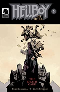 Hellboy in Hell #6