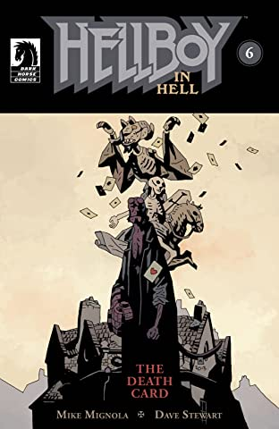 Hellboy in Hell No.6