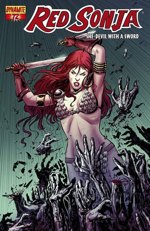 Red Sonja: She-Devil With A Sword #72