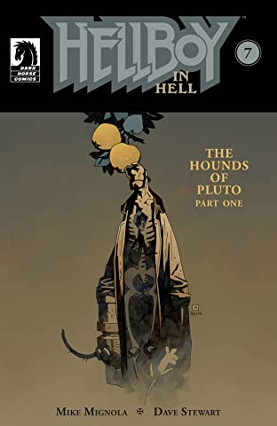 Hellboy in Hell No.7