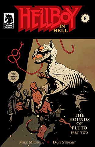 Hellboy in Hell No.8