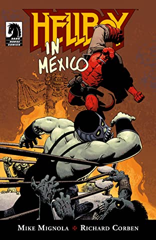 Hellboy in Mexico #3