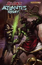 Red Sonja: Atlantis Rises #1