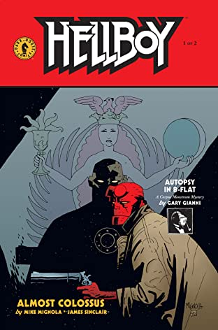 Hellboy: Almost Colossus No.1