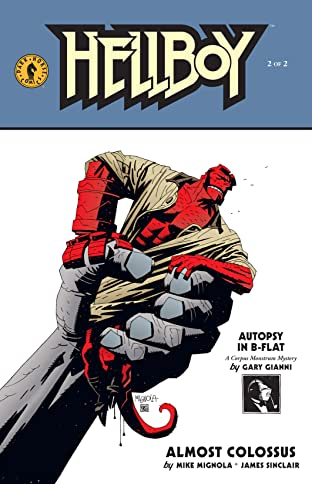 Hellboy: Almost Colossus No.2