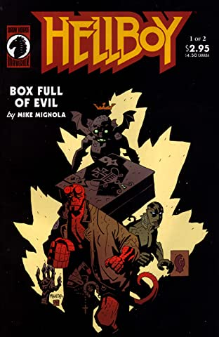 Hellboy: Box Full of Evil #1