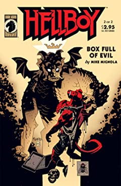 Hellboy: Box Full of Evil #2