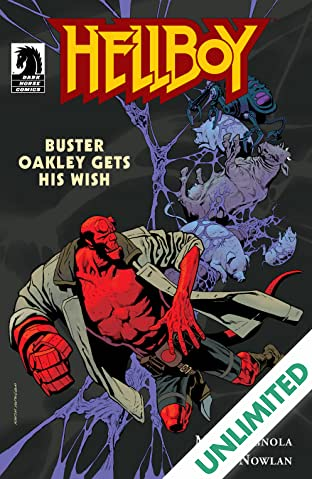 Hellboy: Buster Oakley Gets His Wish #5