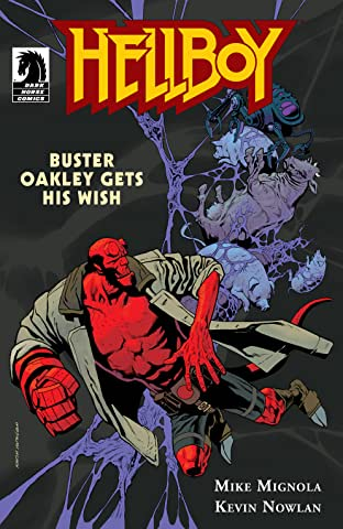 Hellboy: Buster Oakley Gets His Wish No.5