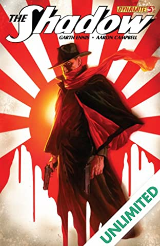 The Shadow #5