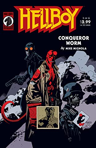 Hellboy: Conqueror Worm No.1