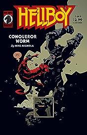 Hellboy: Conqueror Worm #2