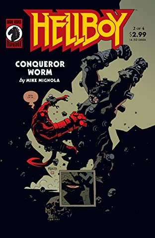 Hellboy: Conqueror Worm No.2