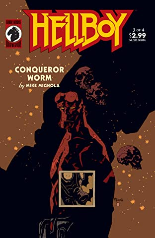 Hellboy: Conqueror Worm No.3