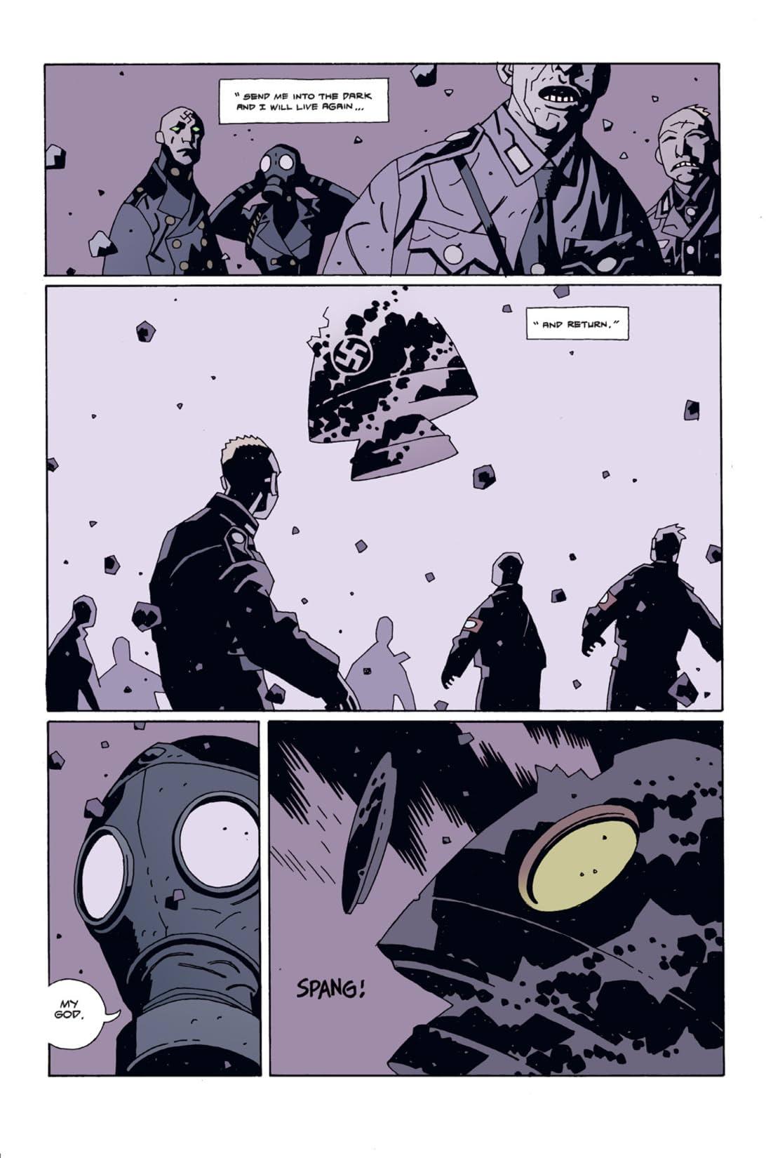 Hellboy: Conqueror Worm #3