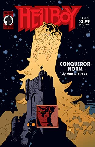 Hellboy: Conqueror Worm No.4