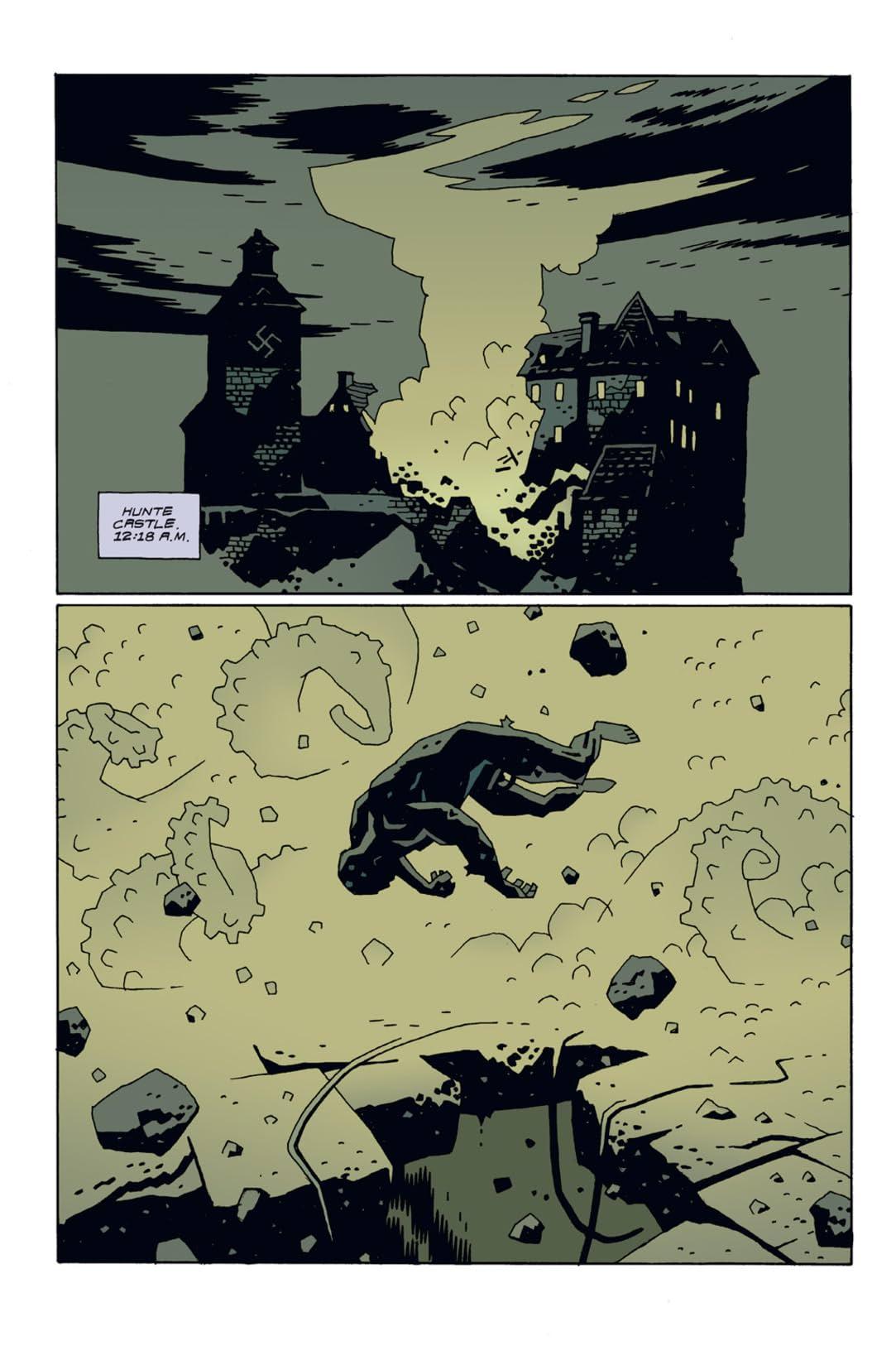 Hellboy: Conqueror Worm #4
