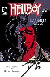Hellboy: Darkness Calls #1