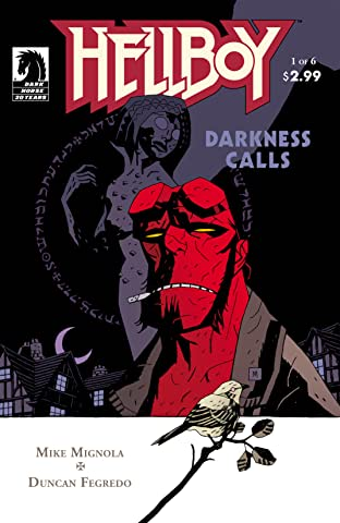 Hellboy: Darkness Calls No.1