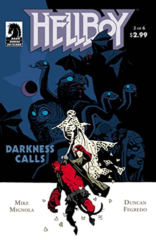 Hellboy: Darkness Calls No.2